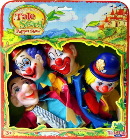 Клоуны мягкая игрушка