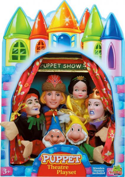 Детский кукольный театр подарок